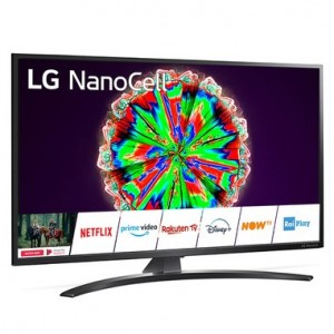 "TV NANOCELL 65"" LG 4K 65NANO793NE SMART TV Garanzia Europa BLACK"