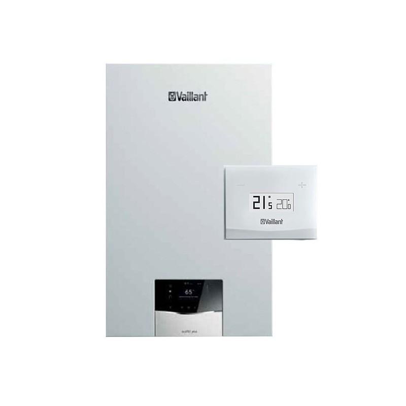 Caldaia Vaillant ecoTEC plus VMW 35 CS/1-5 a condensazione camera stagna 35 kW metano + vSMART WiFi