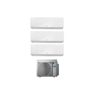Climatizzatore Condizionatore Daikin Bluevolution Trial Split Inverter serie FTXM/R PERFERA WALL 7+7+7 con 3MXM40N R-32 Wi-Fi Integrato 7000+7000+7000 Garanzia Italiana