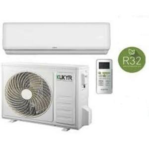Climatizzatore Condizionatore Kukyr Inverter serie SUMMER 9000 Btu SUMMER09 R-32 Classe A++/A+