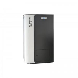 Caldaia Laminox mod. Termoboiler Classic 29 Matic con acqua sanitaria bianco/antracite con Wi-fi optional