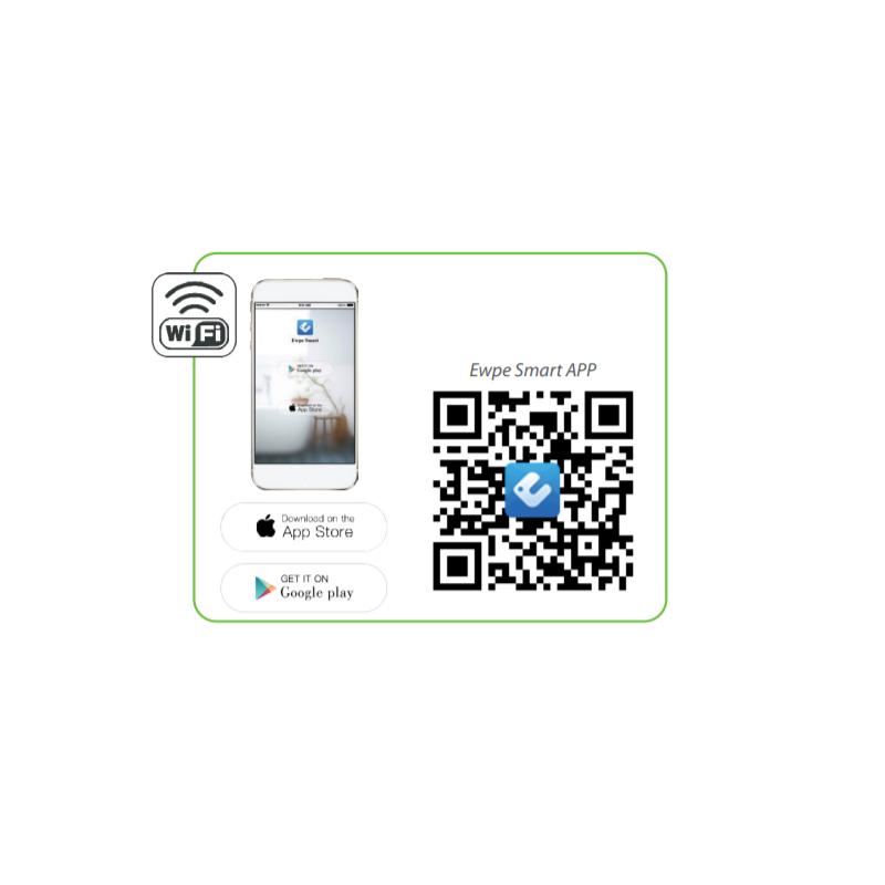 Controllo Interfaccia Wifi per Aermec SLG 9000-12000 btu