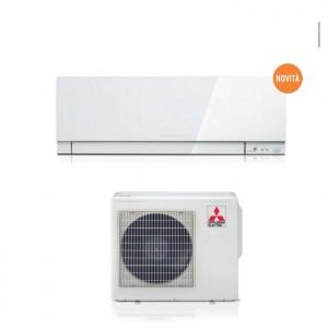 Climatizzatore Condizionatore Mitsubishi Electric Inverter Kirigamine ZEN R-32 White 9000 btu MSZ-EF25VGW Bianco A+++ (Angolo delle Occasioni)