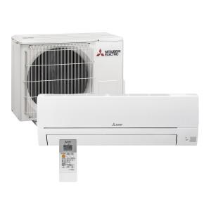 Climatizzatore Condizionatore Mitsubishi Electric serie SMART MSZ HR 9000 btu MSZ-HR25VF Gas R-32 Wi-Fi Optional(Angolo delle Occasioni)