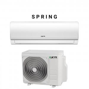 Climatizzatore Condizionatore Kukyr Inverter serie SPRING 18000 Btu SPRING-18 R-32 Wi-Fi Optional Classe A++/A+