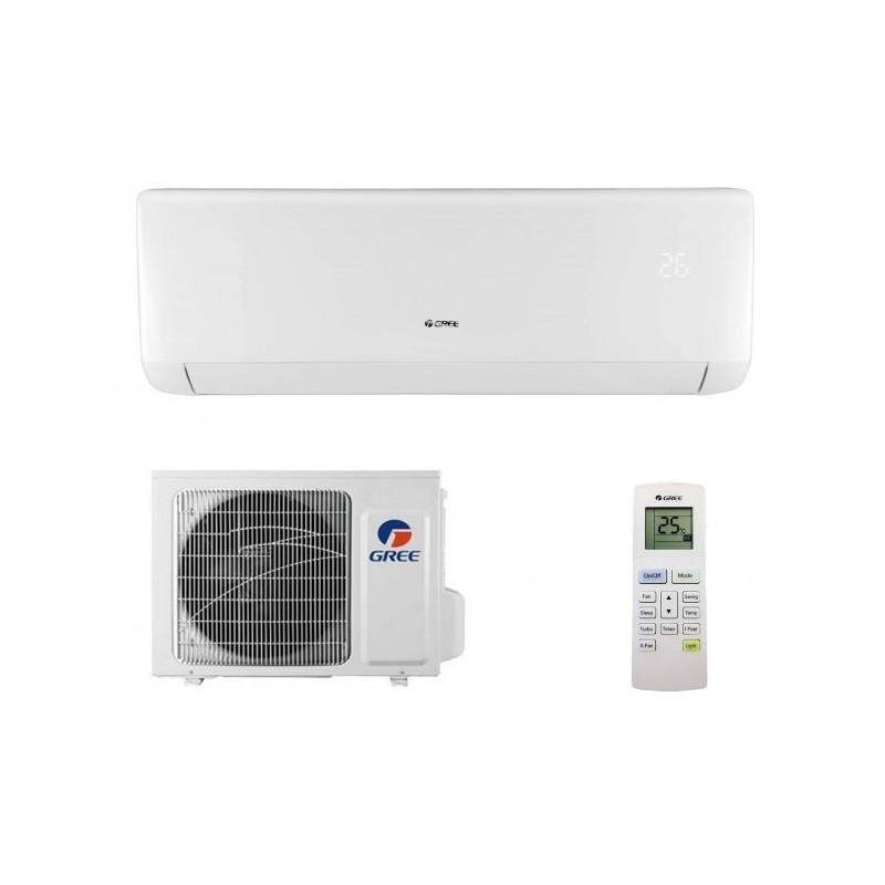 Climatizzatore Condizionatore Monosplit Gree Bora Plus 9000 btu Gas R32 Gwh09aga-k6dna1a/o A++