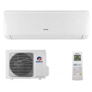 Climatizzatore Condizionatore Monosplit Gree Bora Plus 12000 btu Gas r32 Gwh12agb-k6dna1a/o A++