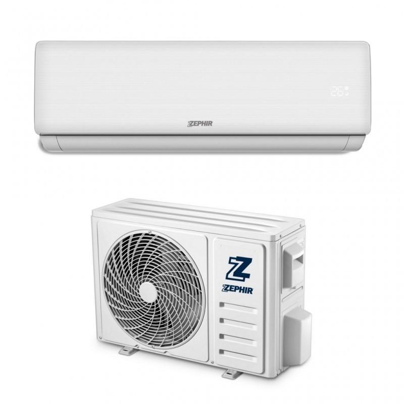 Condizionatore Climatizzatore Zephir Inverter Serie Advance R-32 Wi-Fi Integrato 12000 BTU ZTQ12000 A++/A+