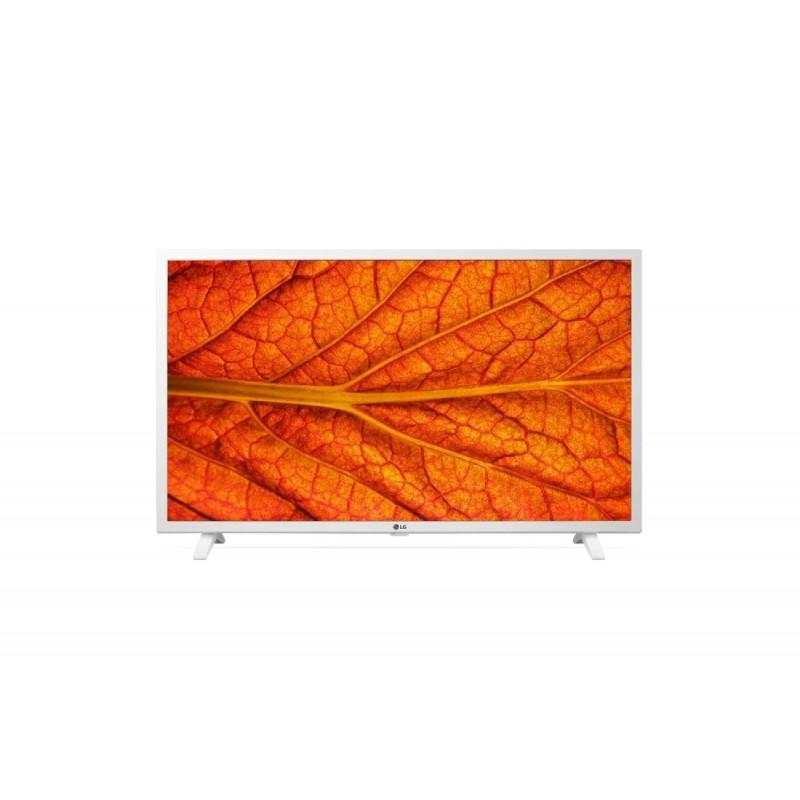 """LG webOS smart tv 32"""" FULL HD HDR 10 pro DVR led quad core bluetooth wi-fi dvb t2/c/s2 32LM6380PLC - Bianco (White)"""