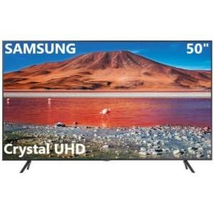 "Televisore TV Smart TV Samsung 50"" 50TU7099 50"" ULTRA HD 4K HDR DVB-T2 WiFi"